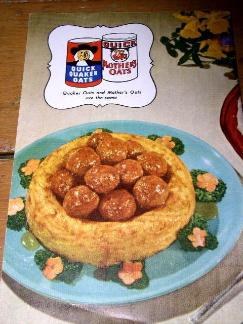Quaker Surprise Recipies Cook Book   -  CK