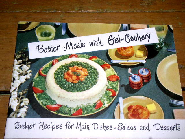 Better Meals with Gel-Cookery Cook Book   -  CK