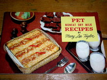 Pet Nonfat Dry Milk Recipies  Cook Book   -  CK
