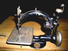 Gibbs and Wilcox Sewing Machine