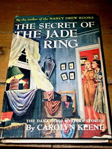 Dana Girls Book, The Secret of the Jade Ring