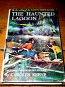 Dana Girls Book, The Haunted Lagoon