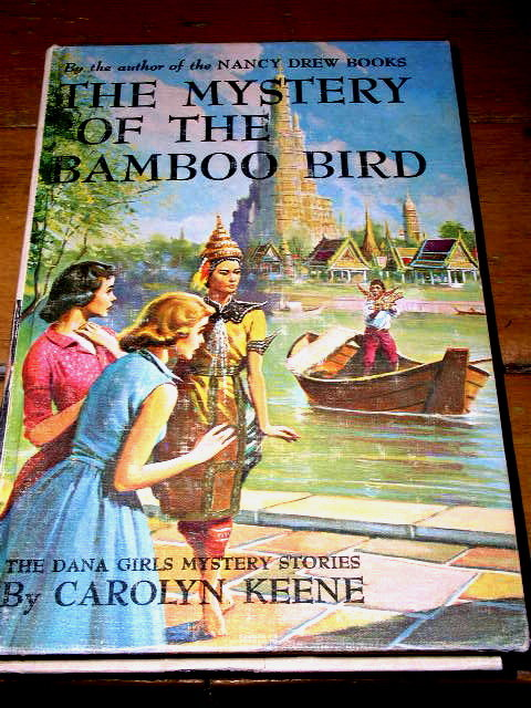 Dana Girls Book, The Mystery of the Bamboo Bird