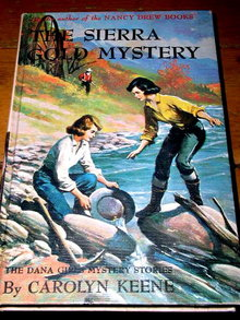 Dana Girls Book, The Sierra Gold Mystery