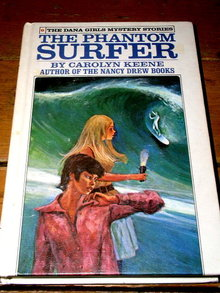 Dana Girls Book, The Phantom Surfer