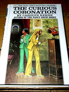 Dana Girls Book, The Curious Coronation