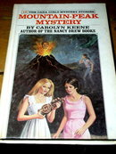 Dana Girls Book, Mountain Peak Mystery