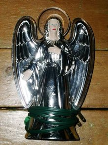 Light up Angel Tree Topper