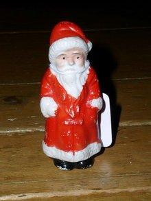 Santa Figure, Ceramic,