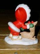 Lefton Christmas Figurine