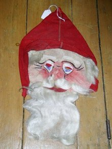 Santa Suit and Mask