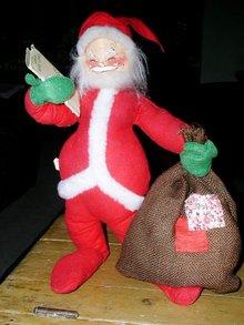 Annalee Doll - Santa Figure
