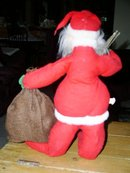 Annalee Doll - Santa Figure  - SALE ITEM