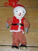 Santa Figure or Ornament