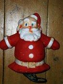 Santa Figure, Light Up,