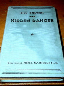 Bill Bolton and Hidden Danger Book