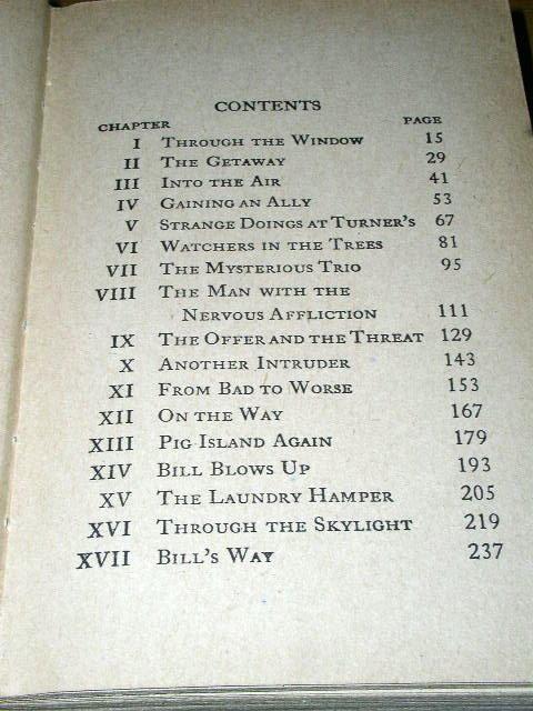 Bill Bolton and Hidden Danger Book