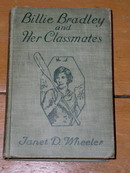 Billie Bradley and Her Classmates Book