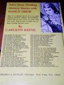 Nancy Drew,  The Secret of Shadow Ranch book