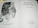 Nancy Drew,  Password to Larkspur Lane book
