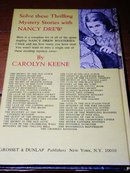 Nancy Drew,  The Clue of the Broken Locket book