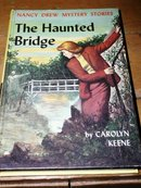Nancy Drew,  The Haunted Bridge book