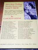 Nancy Drew,  The Clue in the Old Album book