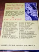 Nancy Drew,  The Secret of the Wooden Lady book