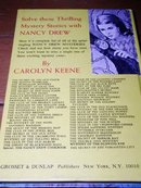 Nancy Drew,  The Hidden Window Mystery book