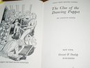 Nancy Drew,  The Clue of the Dancing Puppet  book