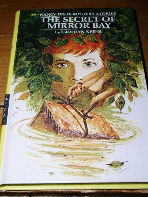 Nancy Drew,  The Secret of Mirrow Bay  book