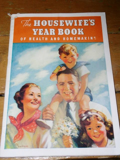 Housewife's Yearbook of Health and Homemaking, 1937  -  CK