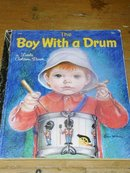 The Boy With A Drum,  Little Golden Book