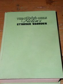 The Blythe Girls, Helen's Strange Boarder Book