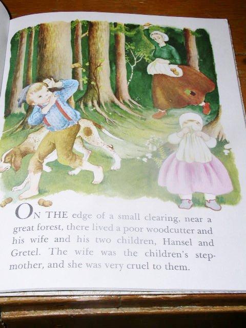 Hansel and Gretel  -  Little Golden Book