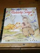 Nursery Songs  -  Little Golden Book