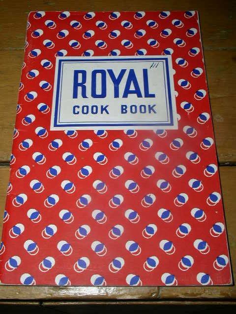 Royal  Cookbook  -  CK