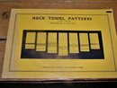 Huck Towel Patterns Book  - PTB
