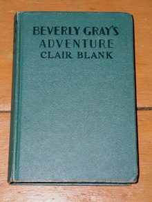 Beverly Gray's Adventure Book