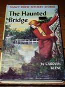 Nancy Drew,  The Haunted Bridge  Book