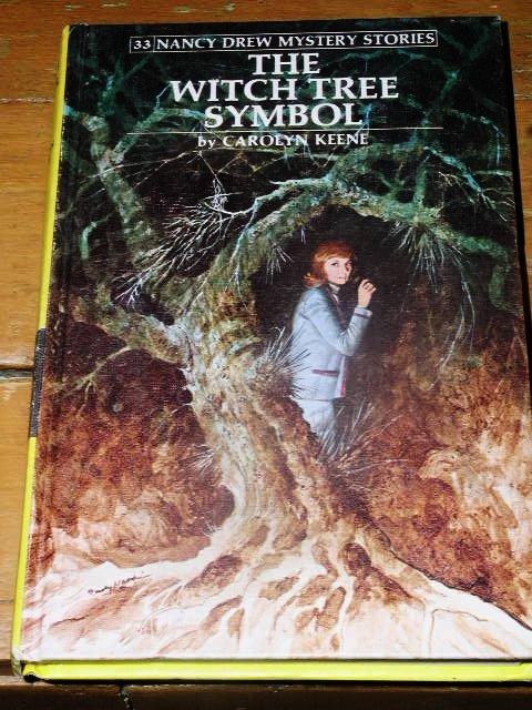 Nancy Drew,  Witch Tree Symbol  Book