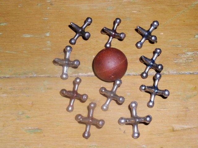 Set of Ball and Jacks
