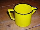 Enamelware Pouring Cup