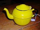 Enamelware Teapot