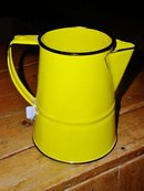 Enamelware Coffee Pot