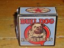 Bull Dog Jar Rubbers Box, FULL,