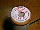 Wooden Thread Spool