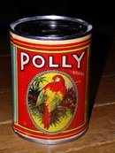 Polly Brand Peeled Tomatoes Tin
