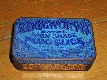 Edgeworth Tobacco Pocket Tin