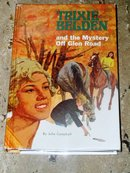 Trixie Belden, The Mystery Off Glen Road  Book